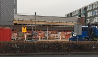 Nieuwe supermarkt Van der Hooplaan opent 31 januari