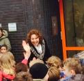 Honderden kinderen bij opening 1e Montessorischool