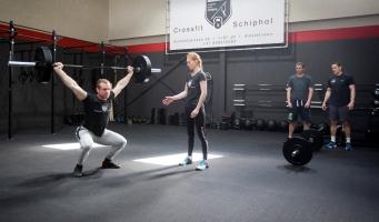 Gratis proefles bij CrossFit Schiphol