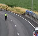 Man (54) overleden bij ernstig ongeval op N201