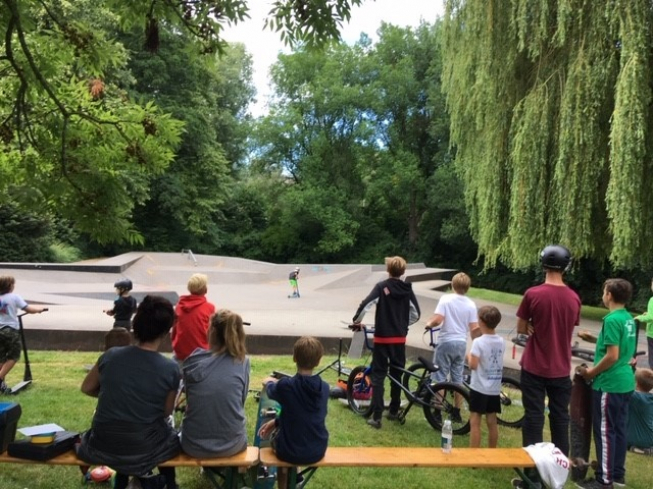Succesvol project van 3 jeugdige skaters uit Amstelveen