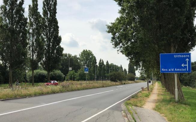 Verbreding deel Bovenkerkerweg Amstelveen moet fileprobleem oplossen