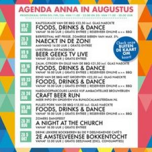 Foods, Drinks & Dance