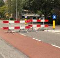 Wanneer gaat de kruising Sportlaan/Beneluxbaan weer open?