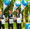 Amstelveen zet 'Afval Obers' in bij festival Jazz in het Dorp