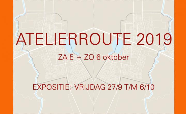 Atelierroute Amstelveen 2019 (dag 2)
