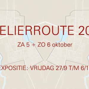 Atelierroute Amstelveen 2019 (dag 1)
