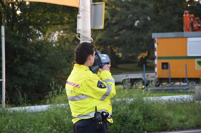 Hele middag en avond snelheidscontroles in Amstelveen; hardrijders de klos