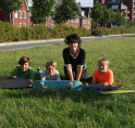 Jongeren willen nieuwe skatebaan in Westwijk