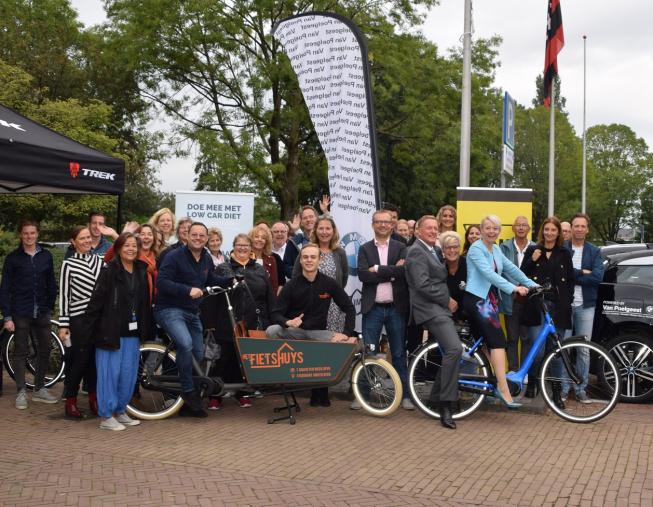 'Low Car Diet' voor circa 100 Amstelveense ambtenaren