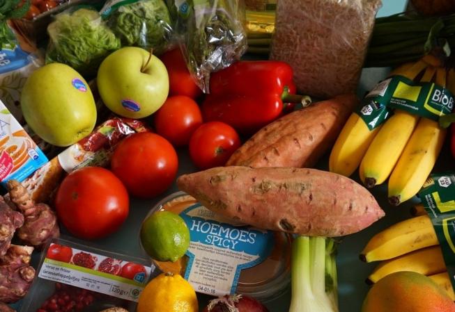 Inzamelingsactie voor Voedselbank Amstelveen