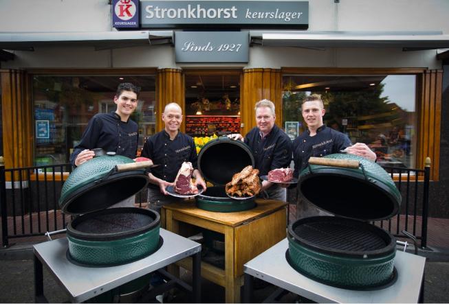 'Er gaat niets boven kwaliteitsvlees op het rooster'