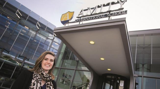 Amity: nieuwste Internationale School van Amstelveen