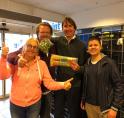 Dikke donatie AH Maalderij aan Voedselbank Amstelveen