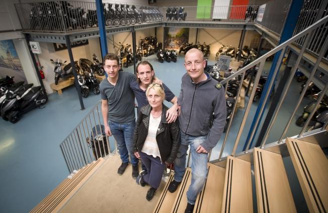 50 jaar Van Nieuwkerk: Meesters in tweewielers sinds 1966