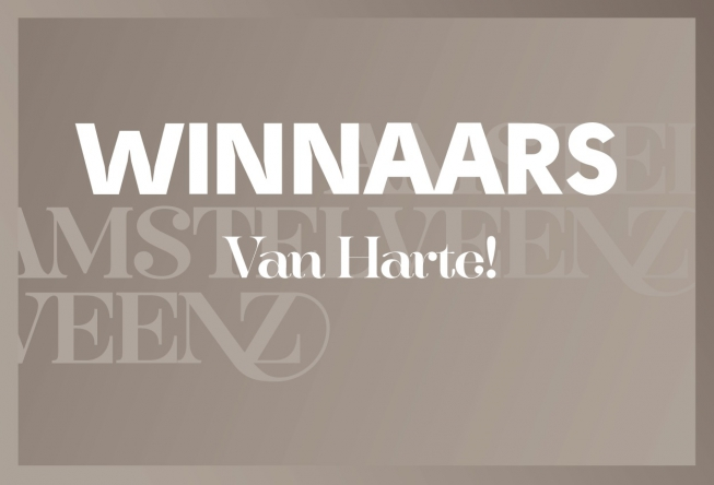 Winnaars: Tickets Bells Club & Waardebonnen Van Noord's Dierenvoeders