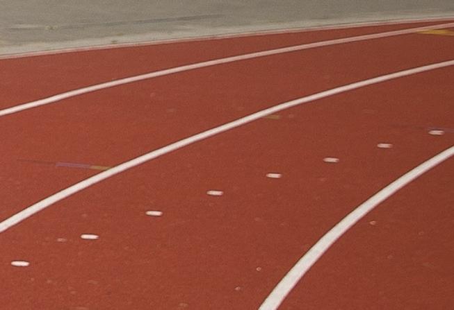 Stadsplein wordt atletiekbaan