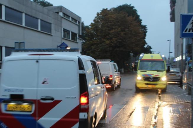 Steekpartij nabij politiebureau in Stadshart Amstelveen