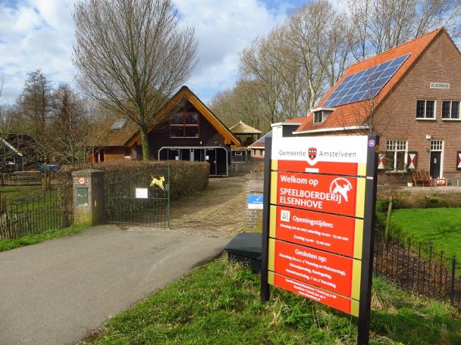 Amstelveen zoekt horeca-ondernemer voor speelboerderij Elsenhove