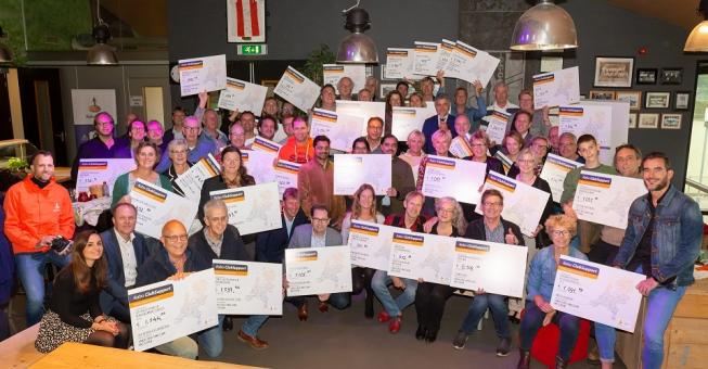 Rabobank deelt uit in Amstelveen - en niet zo'n beetje ook