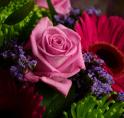 Heldhaftige buurtbewoonster krijgt bloemen na achtervolging tasjesrover