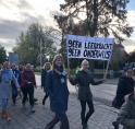 Ook lerarenprotest in Amstelveen
