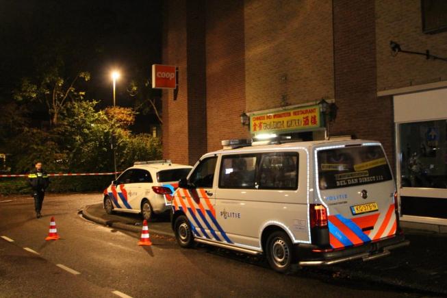 'Medewerkster Chinees restaurant Amstelveen werd bedreigd met vuurwapen'