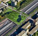 Zo gaat de Meander-overkapping over de nieuwe A9 bij Amstelveen eruit zien