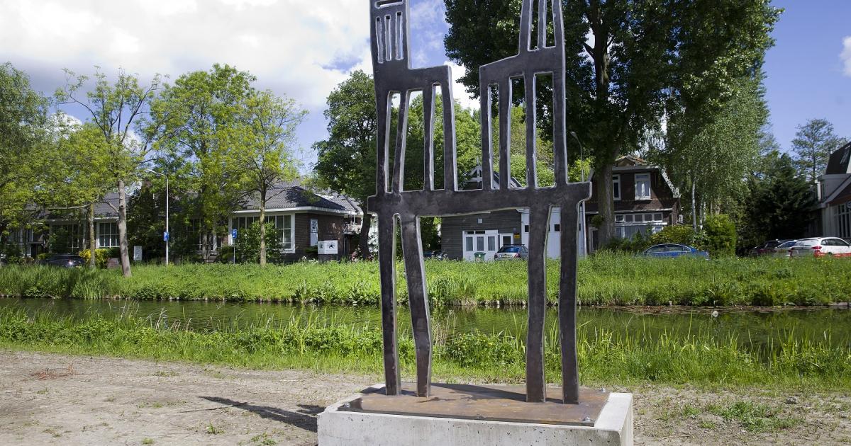 Nieuw kunstwerk voor Westwijk Amstelveen - Amstelveenz.nl