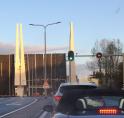 'Bosrandbrug niet meer openen gedurende de ochtend- en avondspits'