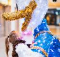 Twinkelende kerstfiguren bevolken Stadshart Amstelveen