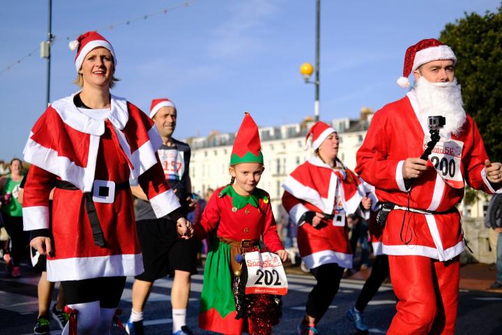 Santa Run Amstelveen