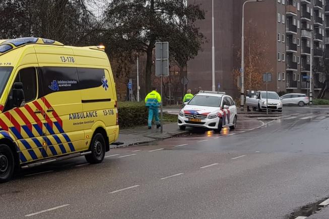Opnieuw fietsster aangereden door auto