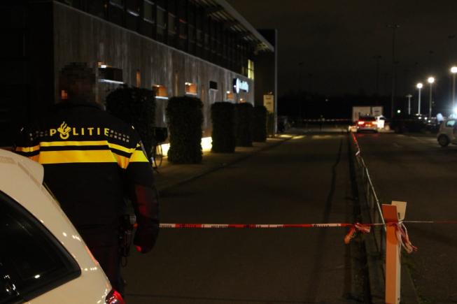 Brute liquidatie Amstelveen: 'kindje van 4 zat in auto'