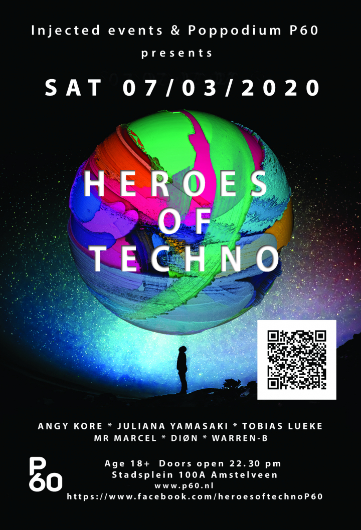 Heroes of Techno