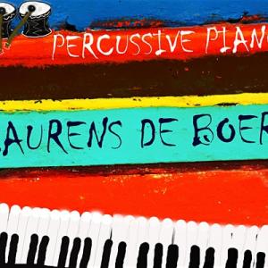 Percussive Piano recital