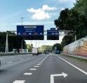 Afsluiting rijstroken A9 Amstelveen voor bomenkap