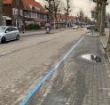 Nieuw: blauwe zone aan Amsterdamseweg