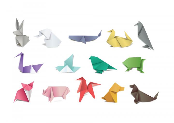 Workshop Origami: boerderijdieren