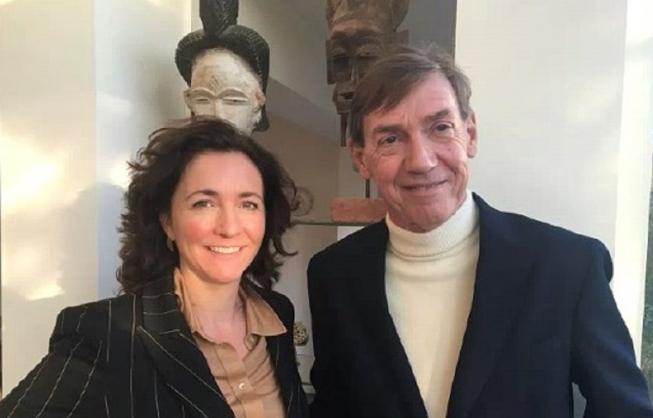Lillian Bóza nieuwe directeur Cobra Museum Amstelveen