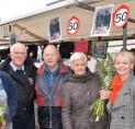 50 jaar op de Amstelveense markt, in weer en wind