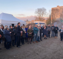 Drukte en enthousiasme rond nieuwbouw Medisch Centrum Zonnestein