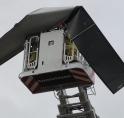 Dak kringloopwinkel Amstelveen laat los door aanhoudende wind