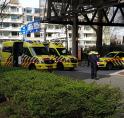 Melding van schietpartij in centrum Amstelveen blijkt zelfmoordpoging