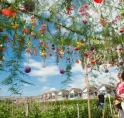 6-daags Flower Festival in 'bloemenhoofdstad' Aalsmeer