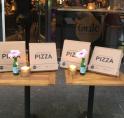 Pizza's van Gusto en Napa: nog wel af te halen of te bezorgen