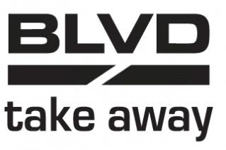 BLVD Café  logo