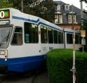 Gratis ritje met historische trams
