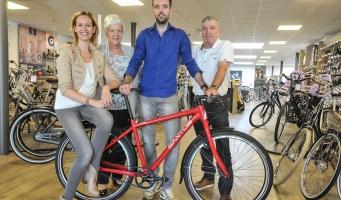 Het succes achter 40 jaar BINK fietsen