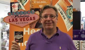 Amstelveense wint trip naar Las Vegas bij Cigo De Posthoorn